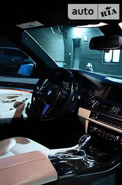 Седан BMW 535 2014 в Дніпрі