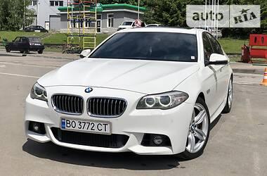 Седан BMW 535 2015 в Тернополе