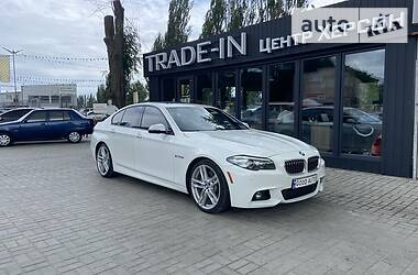 Седан BMW 535 2014 в Херсоне