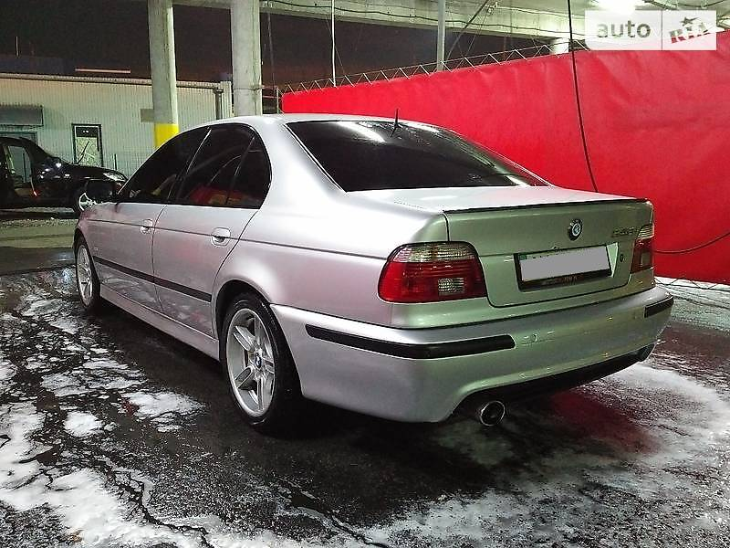 BMW 540 2001 в Харкові