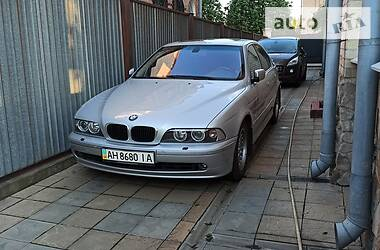 BMW 540 2001 в Краматорске