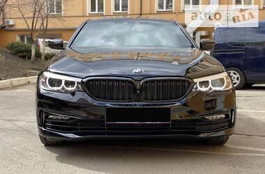 Седан BMW 540 2018 в Киеве