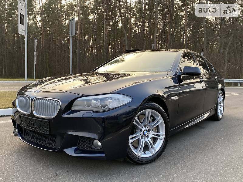 BMW 550 2012 в Киеве