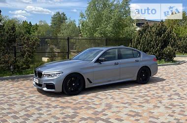 Седан BMW 550 2017 в Киеве