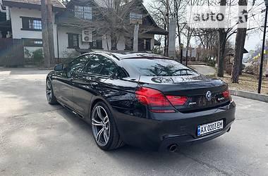 BMW 6 Series Gran Coupe 2016 в Харькове
