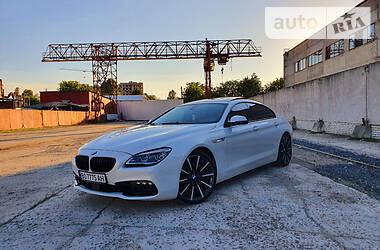 BMW 6 Series Gran Coupe 2016 в Тернополе