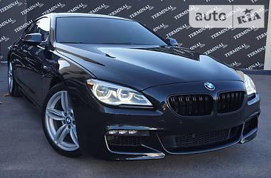 BMW 6 Series Gran Coupe 2016 в Одессе