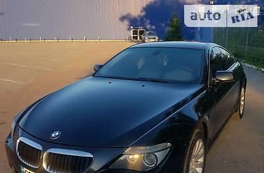 Купе BMW 630 2004 в Черновцах