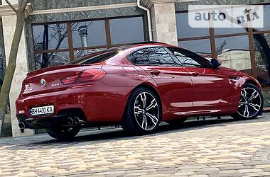 BMW 640 2014 в Одессе