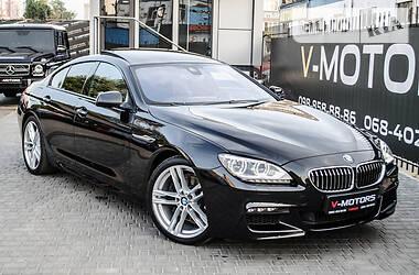 Седан BMW 640 2014 в Киеве