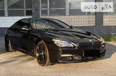 Купе BMW 640 2015 в Киеве