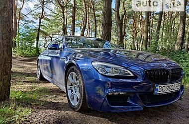 Купе BMW 640 2015 в Львові