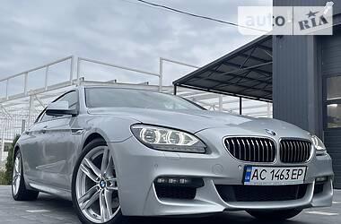 Седан BMW 640 2015 в Трускавце