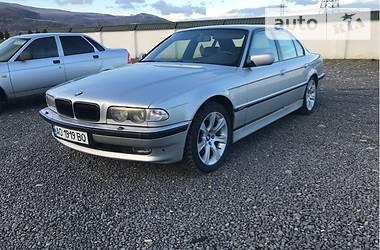 BMW 7 Series 2001 в Сваляве