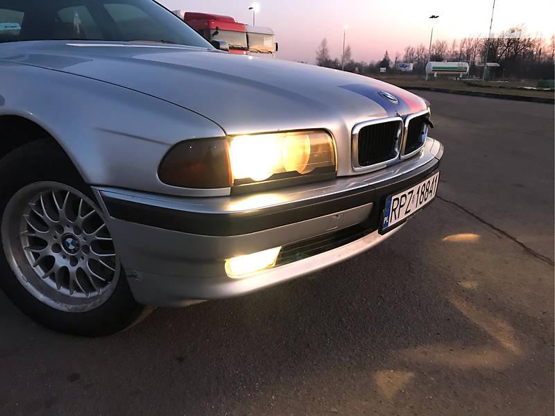 BMW 725 2000 в Коломые