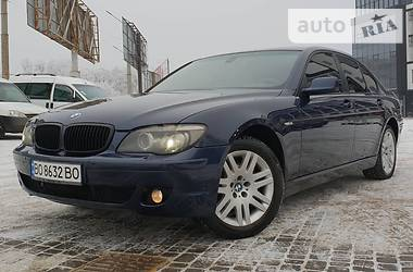 BMW 730 2007 в Тернополе