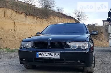 BMW 730 2004 в Тернополе