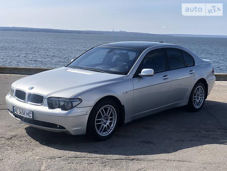 Седан BMW 730 2003 в Києві