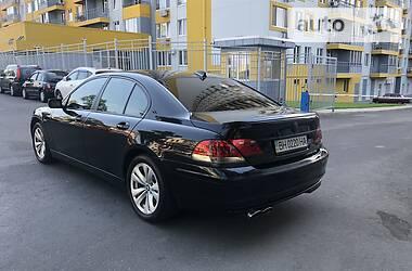 BMW 730 2007 в Одесі