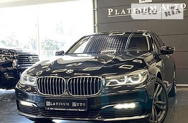 Седан BMW 730 2016 в Одесі