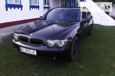 BMW 730 2002 в Киеве