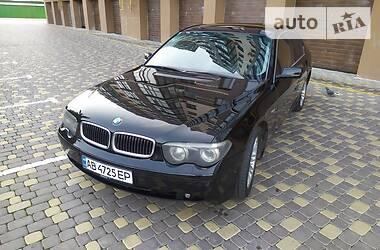 BMW 730 2003 в Виннице