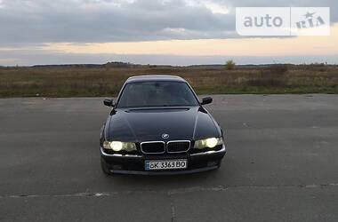 BMW 730 2001 в Березному