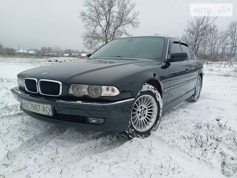 BMW 730 2000 в Краснокутске