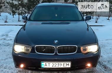 BMW 730 2002 в Ивано-Франковске