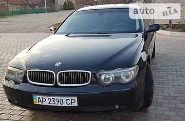 BMW 730 2004 в Чугуєві