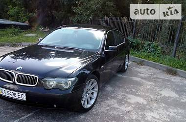 BMW 730 2003 в Киеве