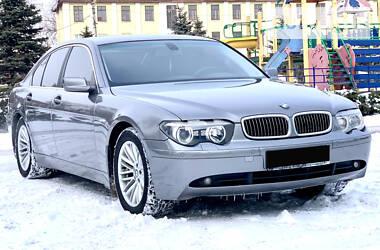 BMW 730 2004 в Дніпрі