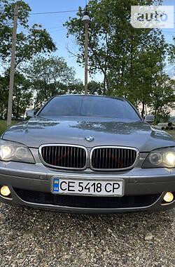 Седан BMW 730 2006 в Черновцах