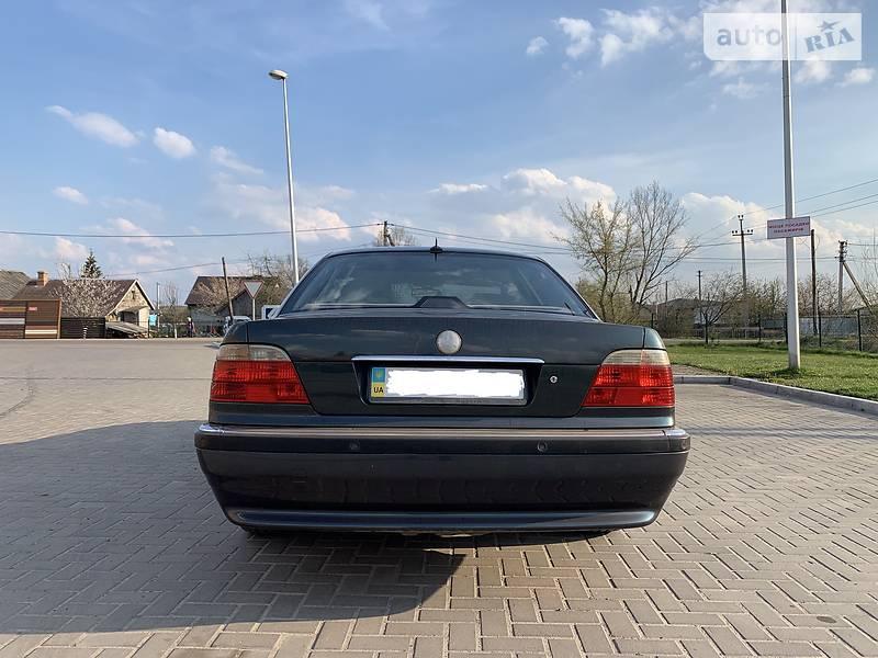 Седан BMW 730 2001 в Любомле