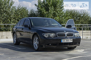 Седан BMW 730 2003 в Киеве