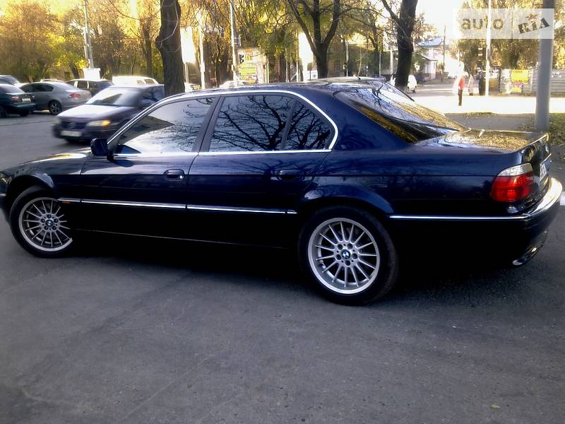 BMW 730 1996 в Днепре