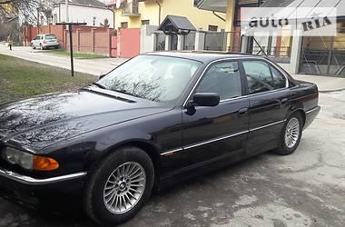 BMW 735 2000 в Львове