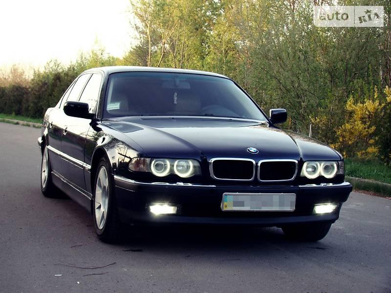BMW 735 1999 в Ровно