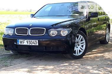 BMW 735 2004