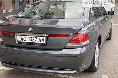 BMW 735 2002 в Луцке