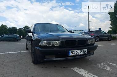 Седан BMW 735 1999 в Львове
