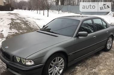 BMW 740 740i 1997
