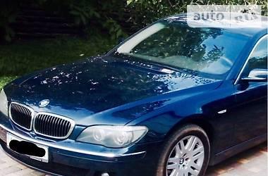 BMW 740 2007 в Харькове