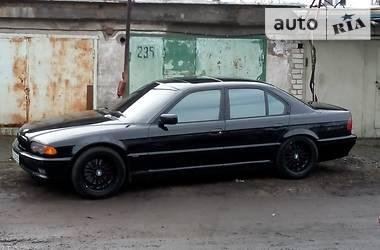 BMW 740 740 D bi turbo 2000