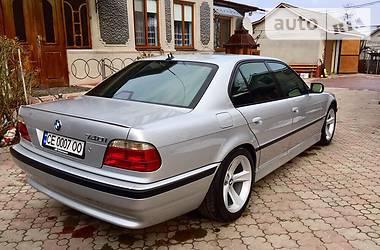BMW 740 2000 в Черновцах