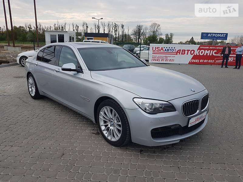 BMW 740 2014 в Львові