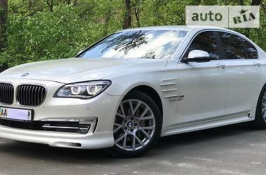BMW 740 2015 в Киеве