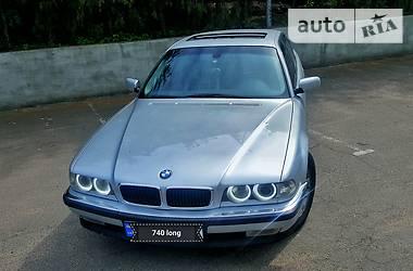 BMW 740 2000 в Николаеве