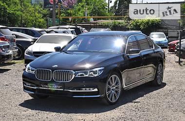 BMW 740 2017 в Одессе