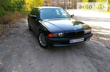 BMW 740 1998 в Кропивницком